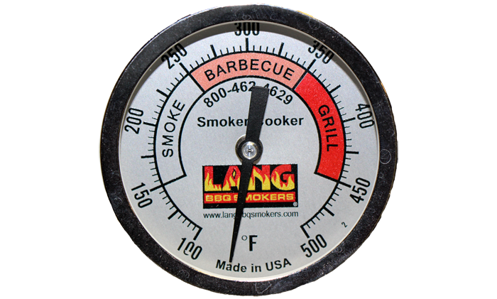 BBQ  Heat Gauge Stand Alone