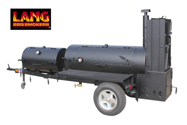 "60"" Deluxe with Chargrill"