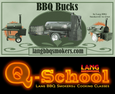 Q-School BBQ Bucks Gift Certificates