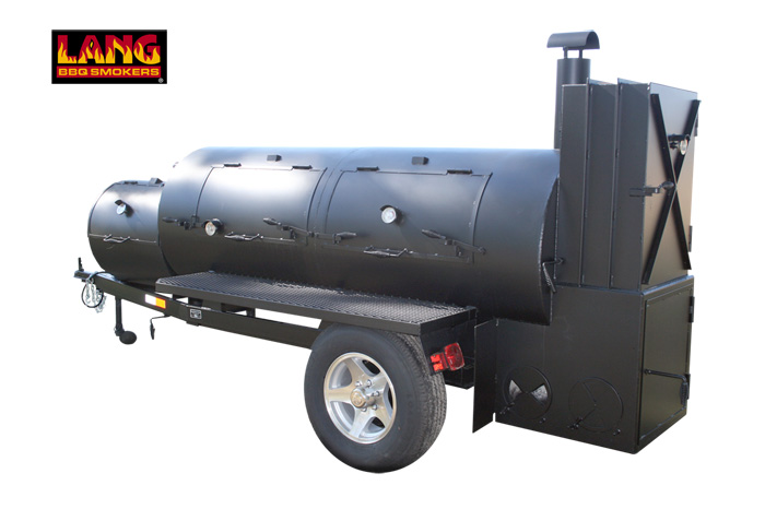 "108"" Deluxe with Chargrill"