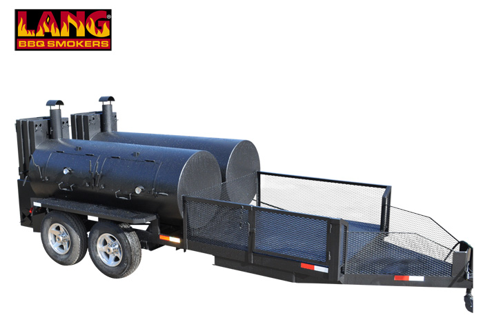 "108"" Twin Deluxe with Chargrill"