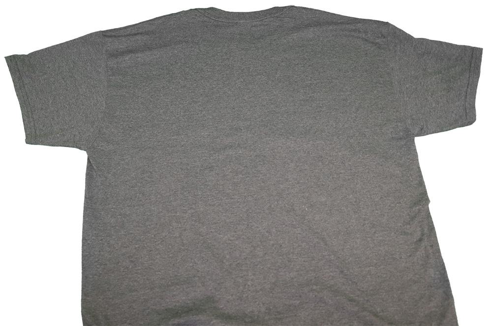New Unisex Gray Lang BBQ Smokers® T-Shirt